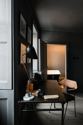 Light And Dark House London Uk Projects Gianni
