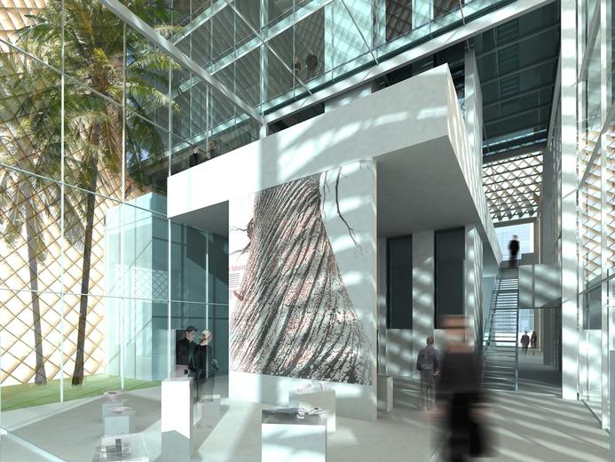 Prototype Sales Center Dubai Uae Projects Gianni