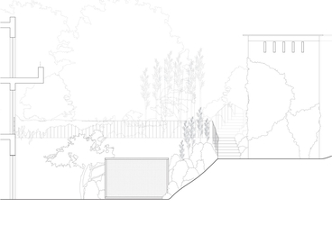 Smoking Pavilion Drawings